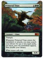 Primeval Titan by STsung