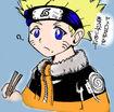 Naruto- Colored by kutzuno