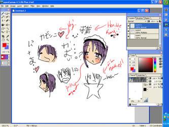 Scribble by kutzuno