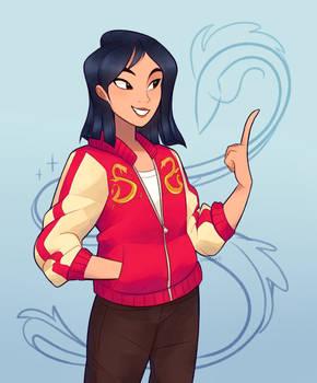 Modern Mulan
