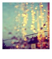 pioggia di luce. by smokedval