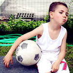 wannabe a football player. by smokedval