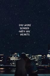 Onto My Hearts by FizzyPopJnr