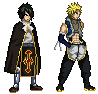 Twin Dragon Slayers by YEvaN91