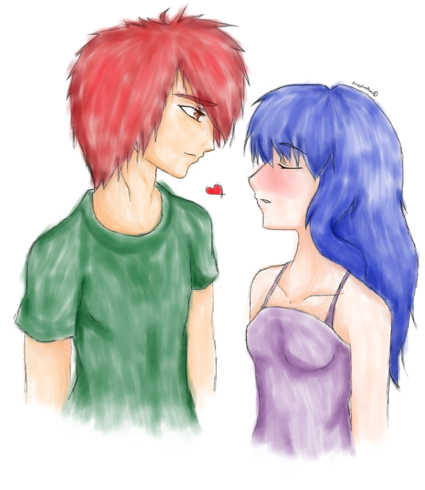 anime love by BunnyBonNaru on DeviantArt
