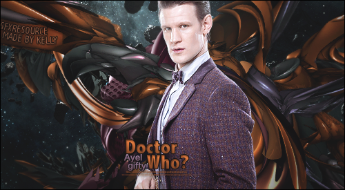 Doctor Who? by KellyGFX