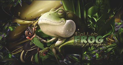 Frog by KellyGFX