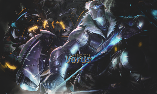Artic Ops Varus by KellyGFX