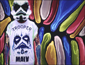 Trooper by KellyGFX
