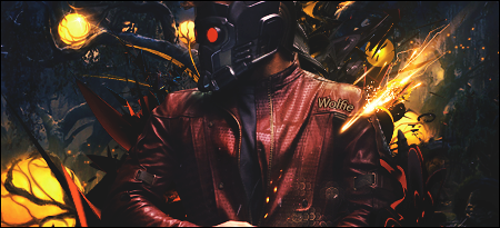 Star Lord by KellyGFX
