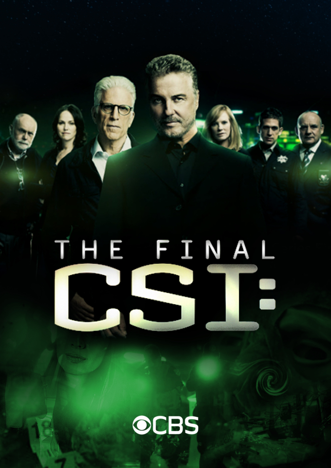 The Final CSI poster by idontcare24