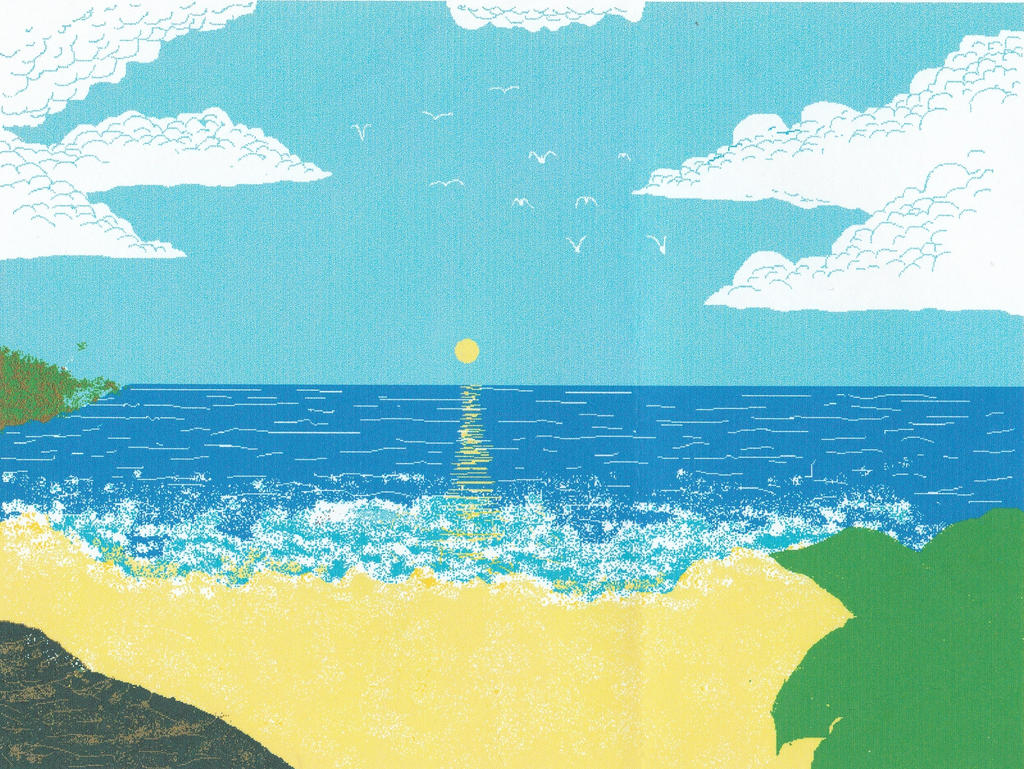 Beach [Praia] by Wanderreis