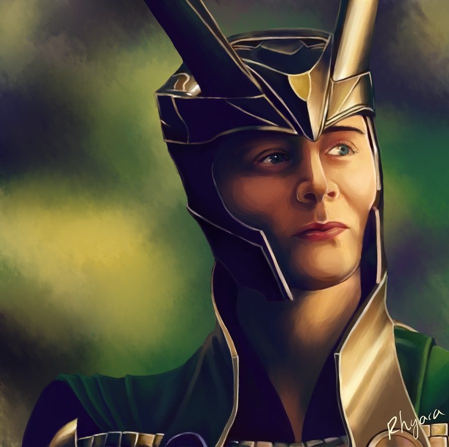 Loki the Asgardian Prince by kittenangel116