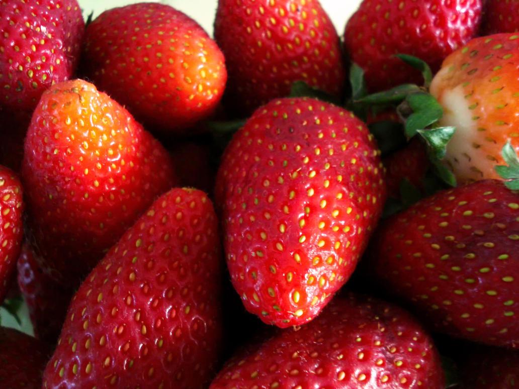 Strawberry Fields 001 by Demonh8