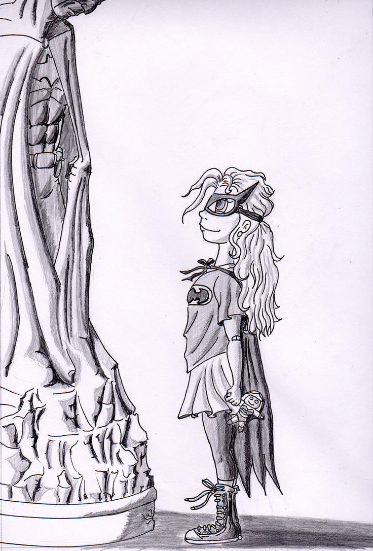 Batgirl001 by Demonh8