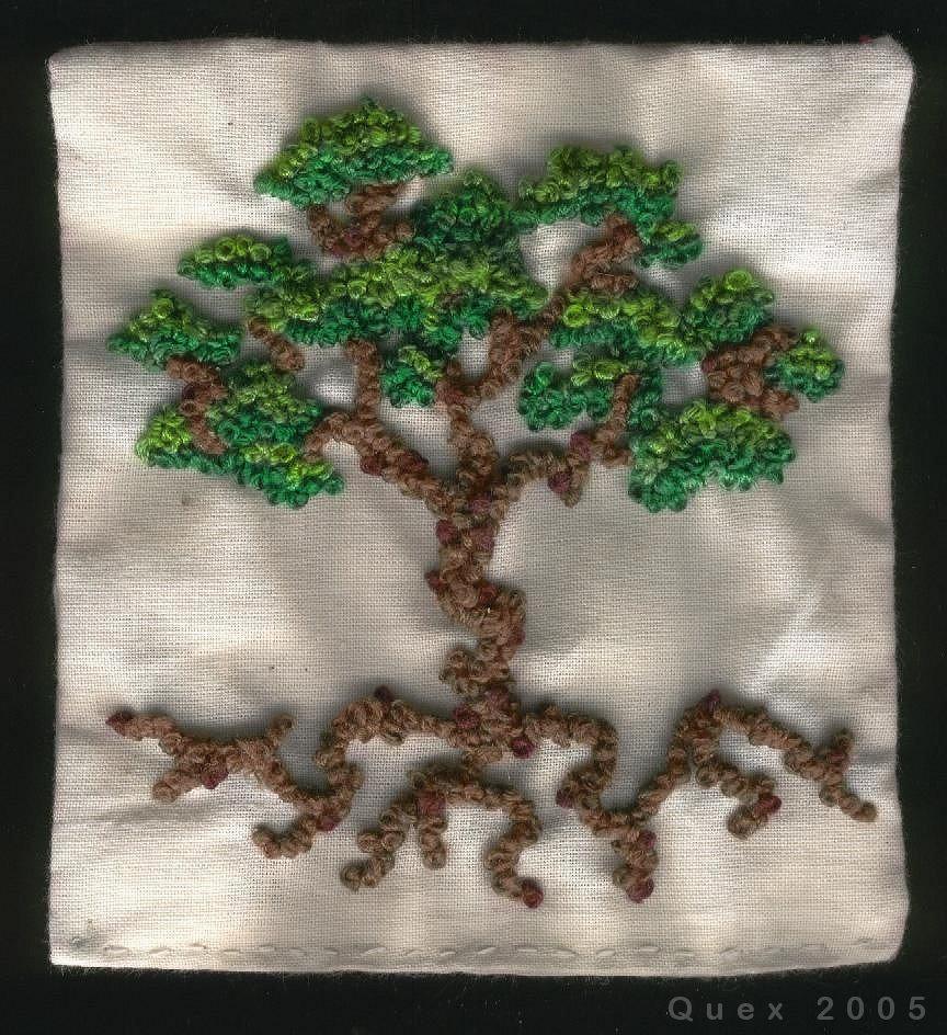 The Christy Tree by quexthemyuu