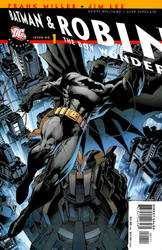 ALL-STAR BATMAN COVER  JIM LEE