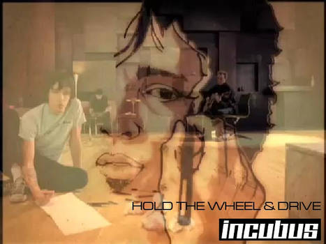 INCUBUS DRIVE VIDEO ART III