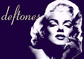 Deftones Marilyn Monroe Pic II by Ink2Paper916
