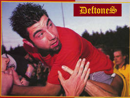Deftones Chino In The Crowd by Ink2Paper916