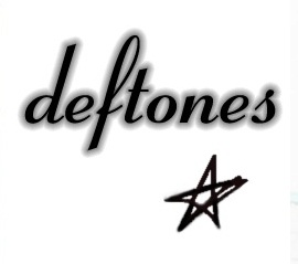 Deftones Logo by Ink2Paper916