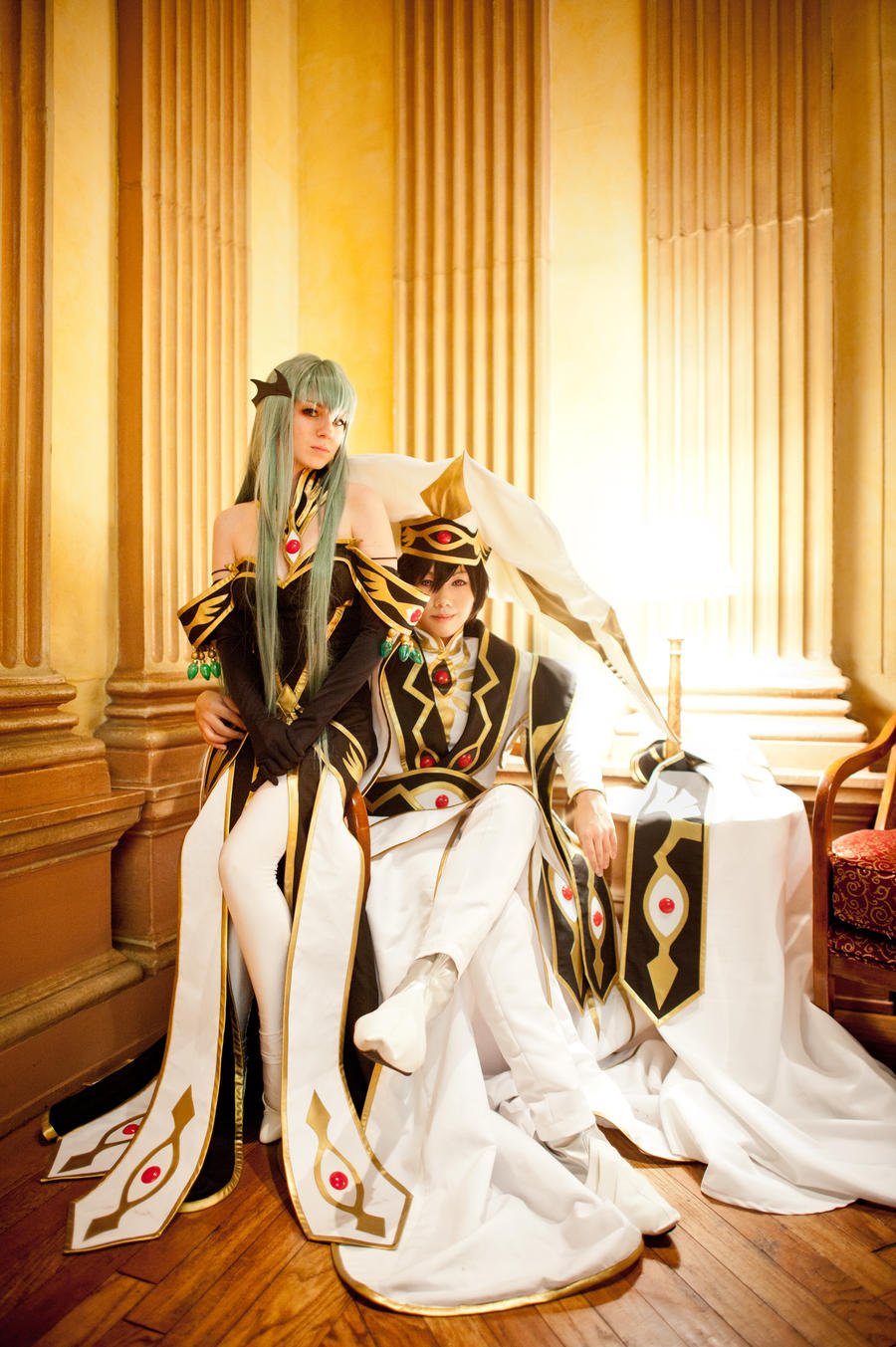 Emperor Dismissed by electric-lady