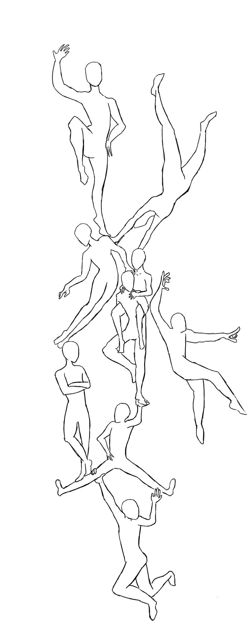 draw the squad sneak peek by LilNib