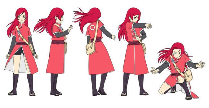 Sunaki Haruno GxS child Color