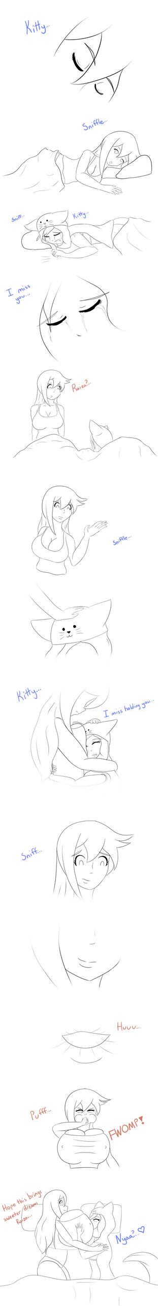 Kitty... by Loner2000