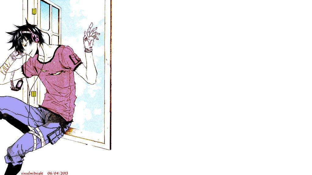 Shades of Contentment [Purple] - Gareki