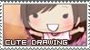 cute drawing by MEMO-DESIGNER