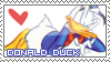 donald duck by MEMO-DESIGNER