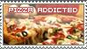 pizza addicted by MEMO-DESIGNER
