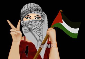 Palestine by MEMO-DESIGNER