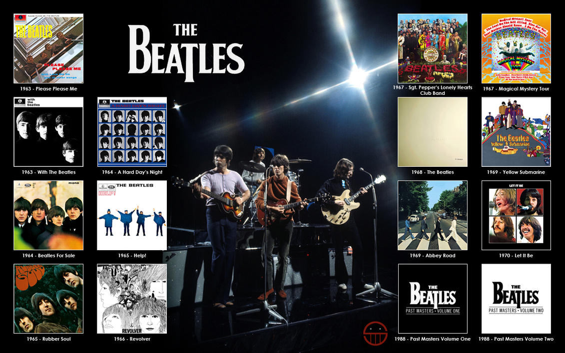 The Beatles Wallpaper By 5ube