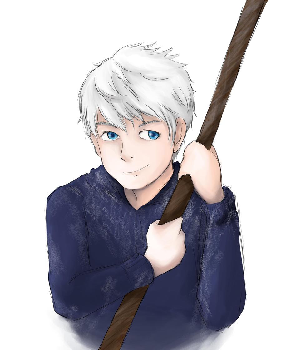 Jack Frost by jangstitch