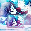 I'm home  (Sayaka and Kyoko) - Icon by xSatoshi