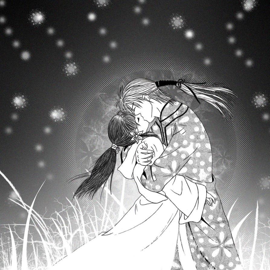 Uruki and Takiko Manga Kiss by LadyNaria on DeviantArt