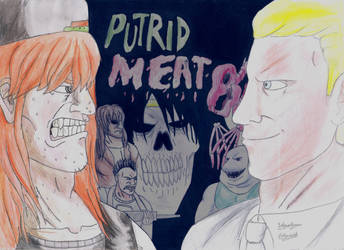 Putrid Meat by akira-125