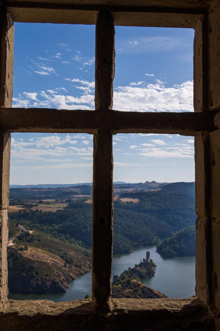 la Loire a travers les carreaux by tiquitiqui