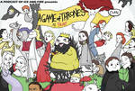 Cover Art - A Game of Thrones Drawing Project by apoiaf