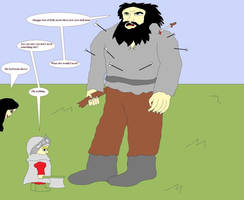 Chapter 63 - A Game of Thrones Drawing Project by apoiaf
