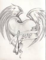 Love Love Love by BettieBoner