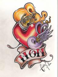 Love U Mom by BettieBoner