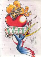 Love u dad by BettieBoner