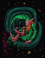 Ayahuaska Elf by Azraeldeaguiar
