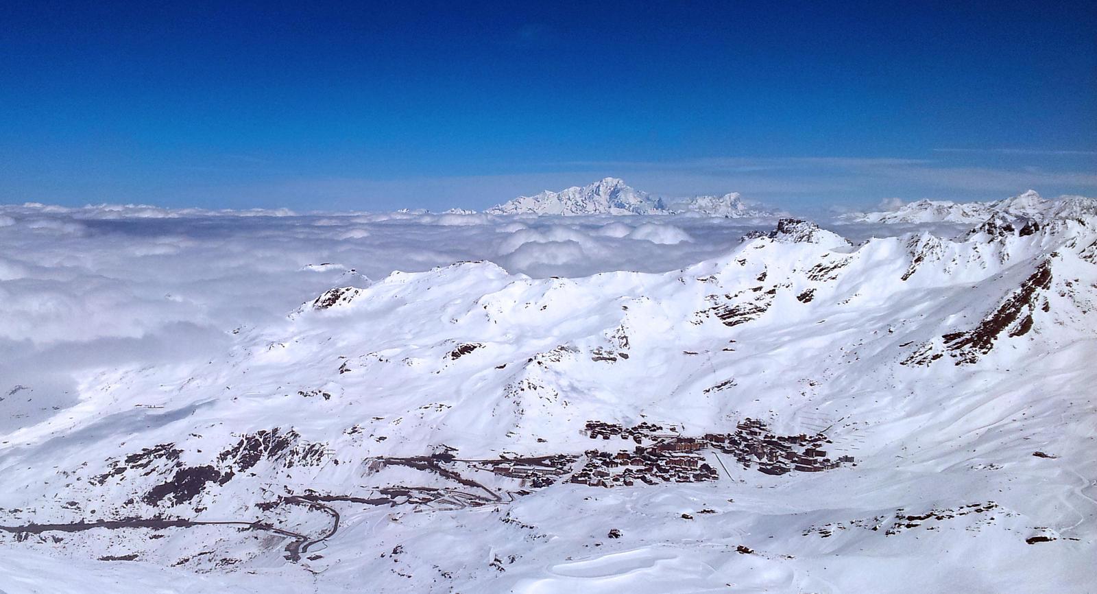 Le Mont Blanc by Notandanavn