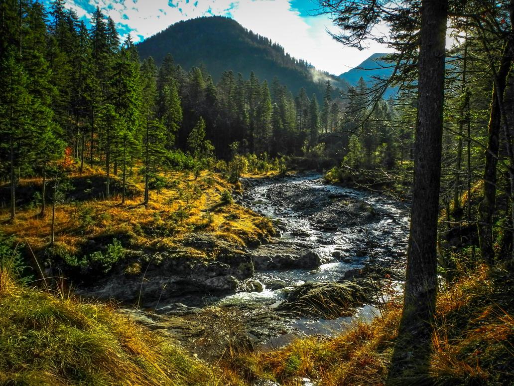 River Deep Mountain High by Notandanavn
