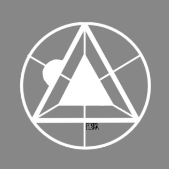 Dead By Sunrise Logo with Gray Background