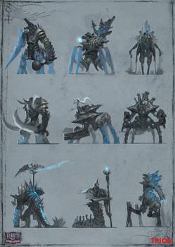 Frost Giants Thumbnails